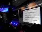 Conferencia de Stephen Dawking en Starmus 2014