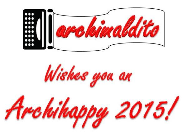 Archihappy 2015