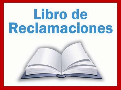 LIBRO DE RECLAMACIONES 2011